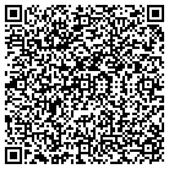 QR-код с контактной информацией организации ABC-Dизайн