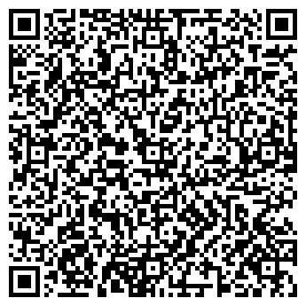 QR-код с контактной информацией организации «Мебель – М»