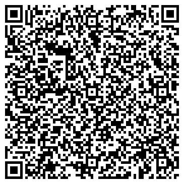 QR-код с контактной информацией организации Торговый дом ИНТЕРЬЕР