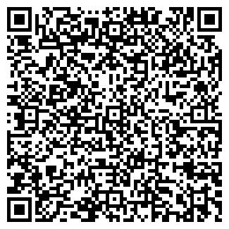 QR-код с контактной информацией организации КІМ