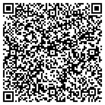 QR-код с контактной информацией организации Альфа Мебель