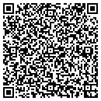 QR-код с контактной информацией организации Alexis