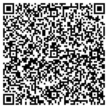 QR-код с контактной информацией организации Мебельная компания «KDM»