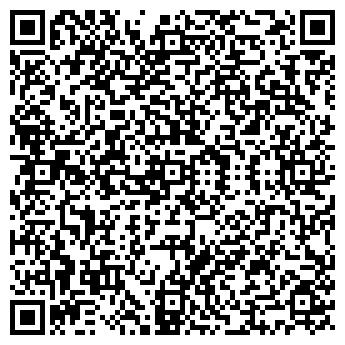 QR-код с контактной информацией организации Hotivmebli