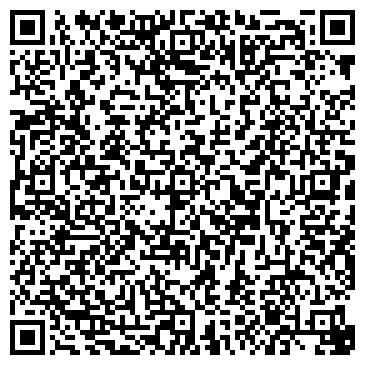 QR-код с контактной информацией организации Студия мебели «Меридиан», ИП