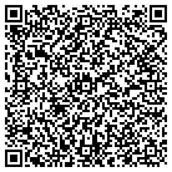 QR-код с контактной информацией организации Комодофф