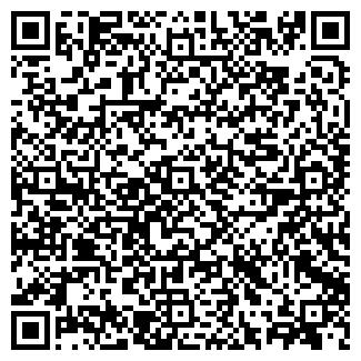 QR-код с контактной информацией организации oknaplus