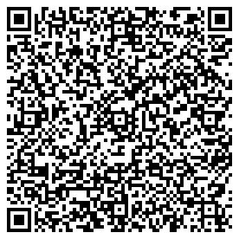QR-код с контактной информацией организации татуаж-салон
