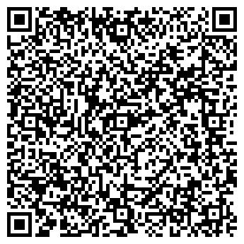 QR-код с контактной информацией организации ООО Биотех