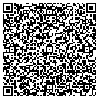 QR-код с контактной информацией организации ПОВОЛЖСКАЯ ХРИСТИАНСКАЯ МИССИЯ ФИЛИАЛ