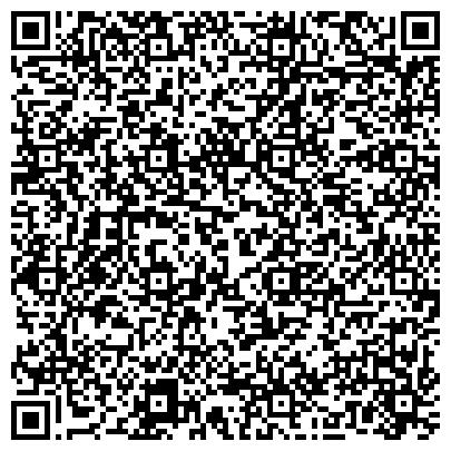 QR-код с контактной информацией организации Творческая студия Радуга, ЧП
