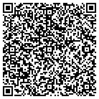 QR-код с контактной информацией организации Меридиан КФ, ООО