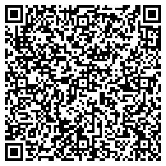 QR-код с контактной информацией организации Pizza House, ООО