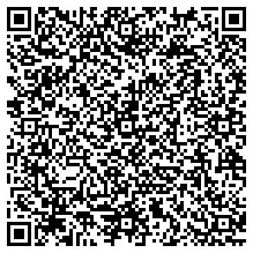 QR-код с контактной информацией организации Конно прогулочная база Снежок