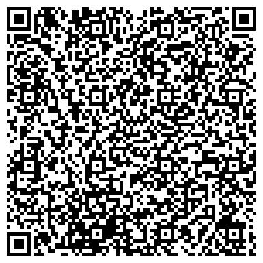 QR-код с контактной информацией организации С рюкзачком,магазин спортивных товаров,ООО