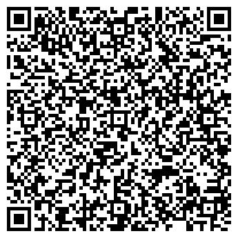 QR-код с контактной информацией организации Альпклуб, ООО