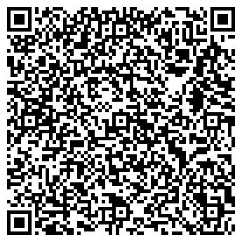 QR-код с контактной информацией организации Такси-Спрут, ЧП