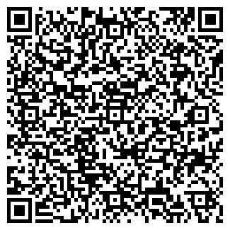 QR-код с контактной информацией организации Дельта-такси, ЧП