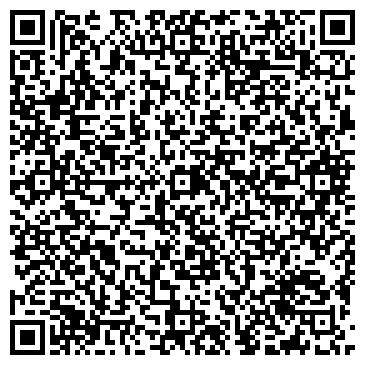 QR-код с контактной информацией организации Киссон ТМ, ООО