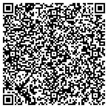 QR-код с контактной информацией организации Оптимальное такси, ЧП