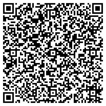 QR-код с контактной информацией организации Фуджи-суши, компания