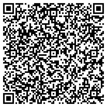 QR-код с контактной информацией организации Суши мания, ООО