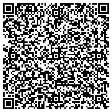 QR-код с контактной информацией организации Пиццерия Чиз, СПД