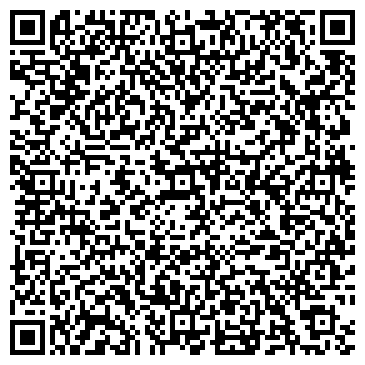 QR-код с контактной информацией организации Саксони студио, ЧП