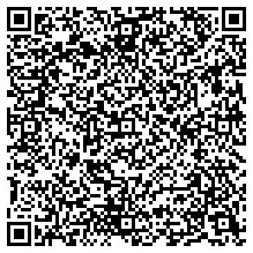 QR-код с контактной информацией организации Комфорт-сервис, ЧП