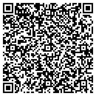 QR-код с контактной информацией организации Теплис, ООО