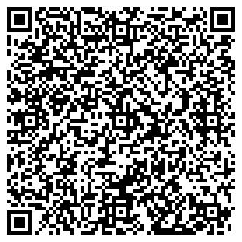 QR-код с контактной информацией организации МУЖ на ЧАС ,ЧП