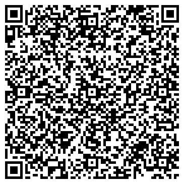 QR-код с контактной информацией организации Клининговая компания Палвис, ООО
