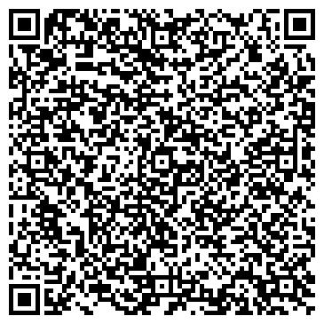 QR-код с контактной информацией организации Клининговая компания блеск, ЧП