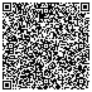 QR-код с контактной информацией организации Альфа клининг, ООО