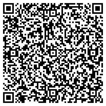 QR-код с контактной информацией организации Мульти блеск, ООО