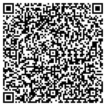 QR-код с контактной информацией организации Эко дом, ЧП