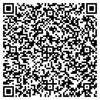 QR-код с контактной информацией организации Евроклининг, ИП