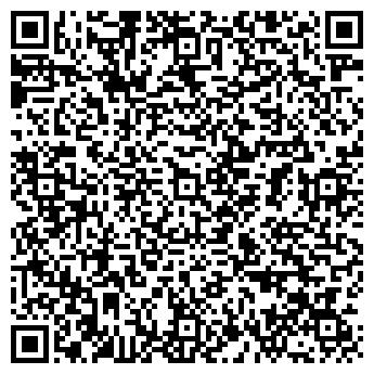 QR-код с контактной информацией организации Снежинка, ООО