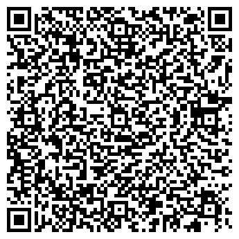 QR-код с контактной информацией организации ЧП «HairFashion»