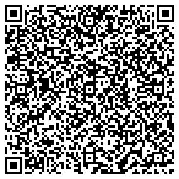 QR-код с контактной информацией организации Салон красоты Седьмое небо, ЧП
