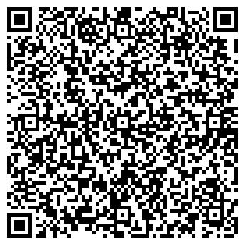 QR-код с контактной информацией организации Салон красоты София, ЧП