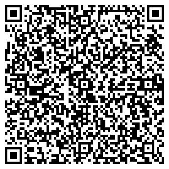 QR-код с контактной информацией организации Субъект предпринимательской деятельности «Перукар» магазин