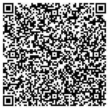QR-код с контактной информацией организации Строительная компания Паук