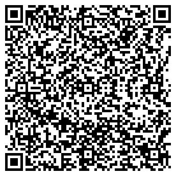 QR-код с контактной информацией организации Салон TinaHair