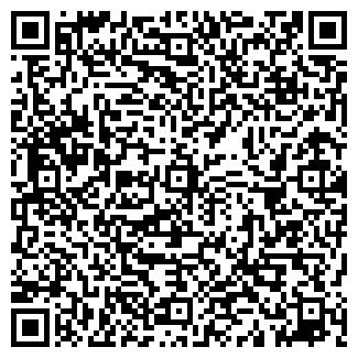 QR-код с контактной информацией организации COCO CHOKO