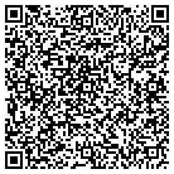 QR-код с контактной информацией организации Dizain studo