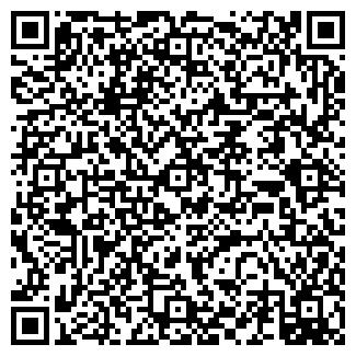 QR-код с контактной информацией организации АВВА, Частное предприятие