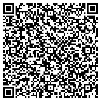 QR-код с контактной информацией организации ОЛАФФ