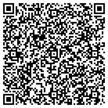 QR-код с контактной информацией организации «Red and Black»