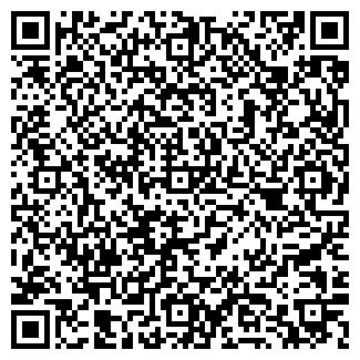 QR-код с контактной информацией организации Vizerynok